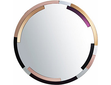 Solo Round Mirror, , large