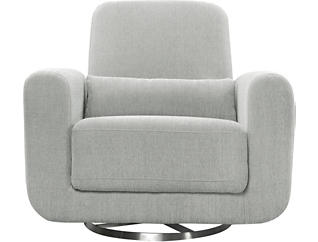 Tuba Extra Wide Swivel Glider, , large