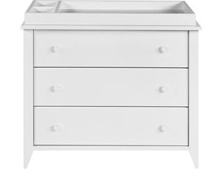 Sprout Changer Dresser White, , large