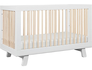 Hudson 3-in-1 Convertible Crib, , large
