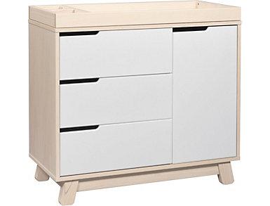 Hudson Changer Dresser Natural, , large
