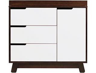 Hudson Changer Dresser Brown, , large