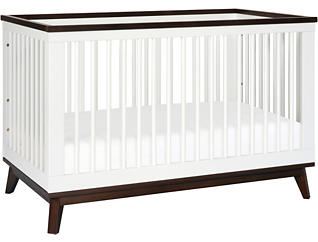 Scoot 3-in-1 Convertible Crib, , large