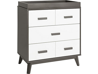 Scoot 3-Drawer Changer Dresser, , large