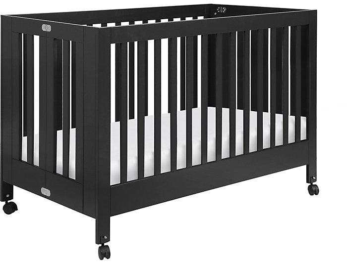 Merveilleux ... Maki Full Size Portable Crib, , Large ...