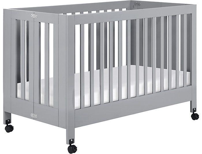 Superieur ... Maki Full Size Portable Crib, , Large ...