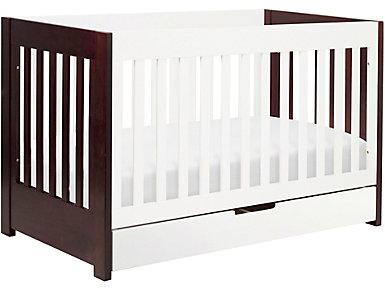 Mercer 3-in-1 Convertible Crib, , large