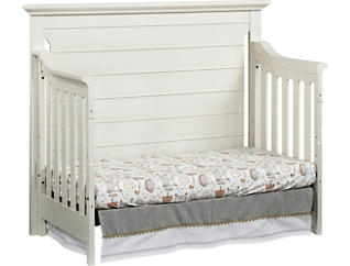 Crestwood 4-in-1 White Crib, , large