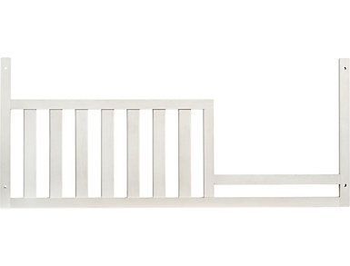 Crestwood White Guard Rail, , large