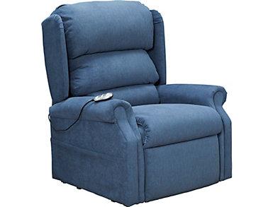 Leland Dual Power Lift Chair, , large