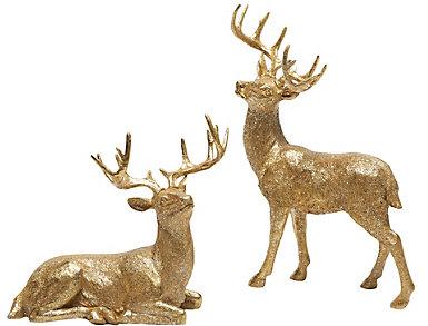PS Deer Figure, Asst'd, , large