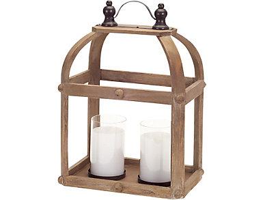 Open Candle Lantern, , large
