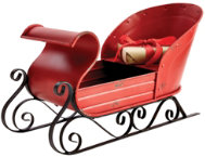 shop Metal Sleigh