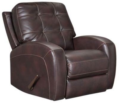 Cabrera Sage Rocker Recliner Art Van Furniture