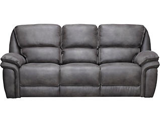 Ero Power Reclining Sofa, Grey, , large