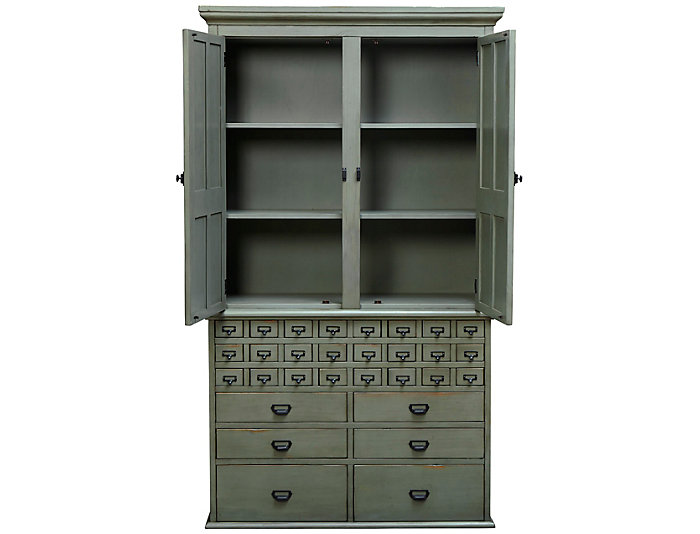 File Cabinet Armoire Hutch, , large
