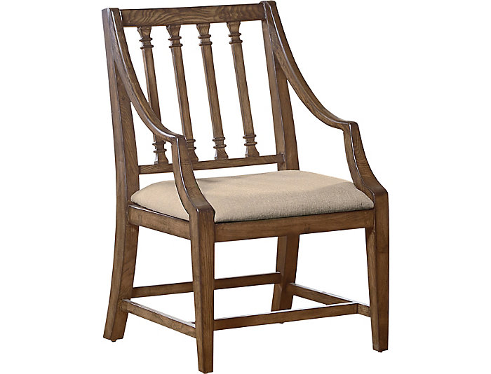 Revival Arm Chair, , large
