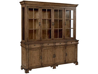 Showcase Dining Hutch, , large