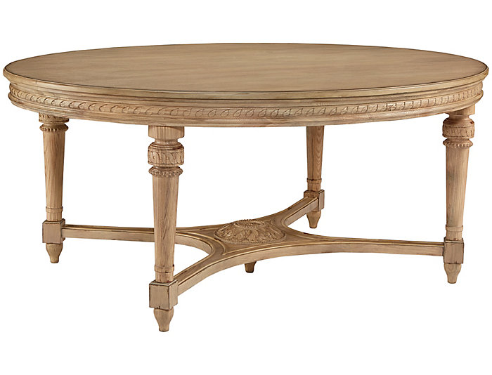 English Country Oval Table, , large