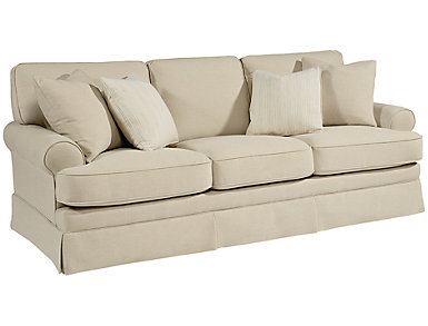 Heritage Sofa, Linen, , large
