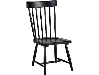 Spindle Back Chair, , large