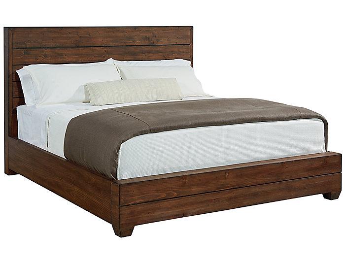 Framework King Bed, , large