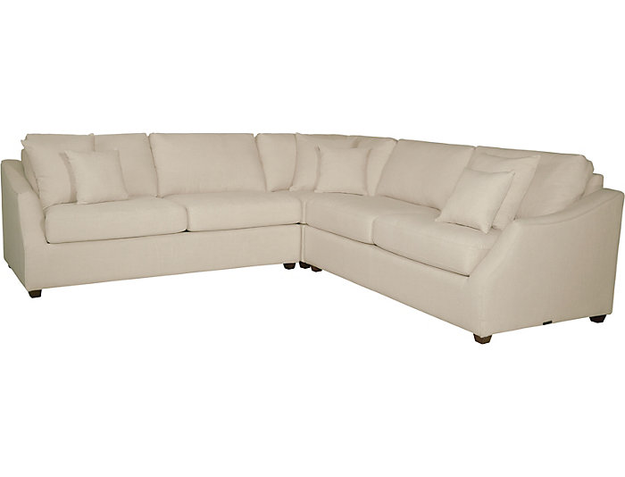Homestead Sectional, , large