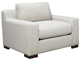 NB2 Chair and 1/2, Grey, , large