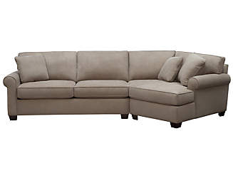 Marisol III 2 Piece Sectional