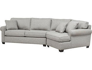 Marisol IV 2 Piece Left-Arm Facing Studio Sectional, , large