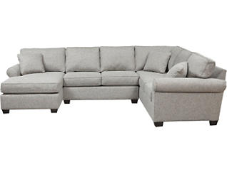 Sensational Best Friend 3 Piece Sectional Ocoug Best Dining Table And Chair Ideas Images Ocougorg