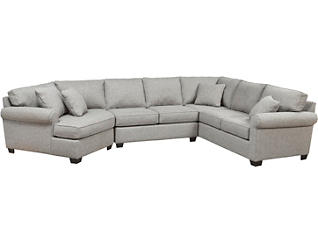 Marisol IV 3 Piece Right-Arm Facing Great Room Sectional, , large