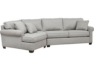 Marisol IV 2 Piece Right-Arm Facing Studio Sectional, , large