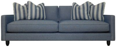 Stripes Sofa, Blue, swatch
