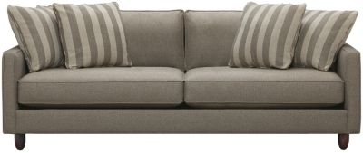 Stripes Sofa, Granite, swatch