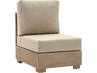 Nigel Barker Armless Chair, , large