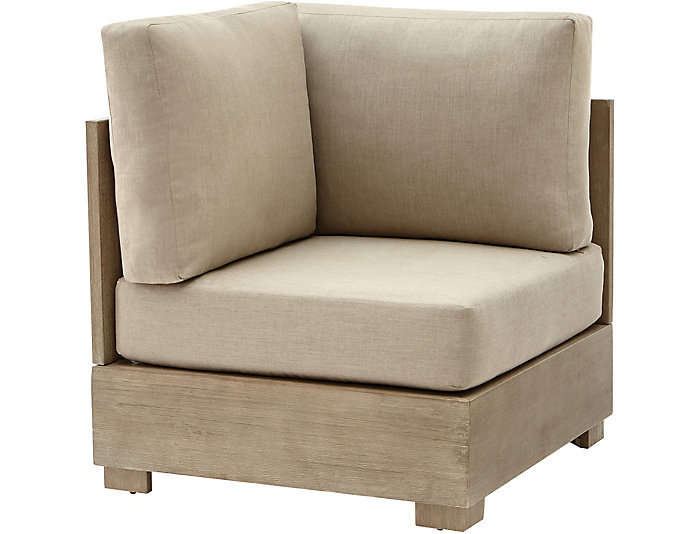 ... Nigel Barker Corner Chair, , Large ...