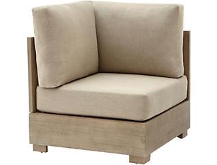 Nigel Barker Corner Chair, , large