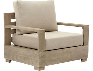 Nigel Barker Lounge Chair, , large