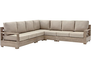 Nigel Barker 5pc Sectional, , large