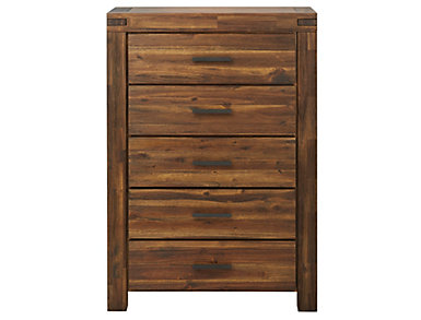 Meadowbrook 5 Drawer Chest, , large