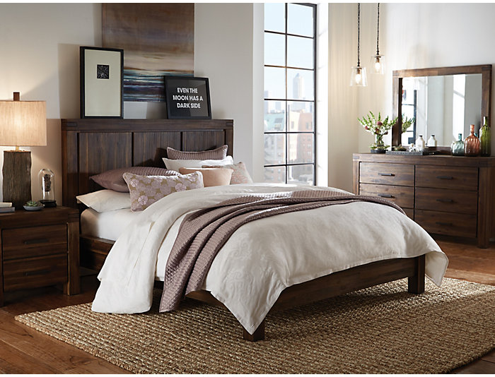 Meadowbrook 3 Piece King Bedroom | Art Van Home