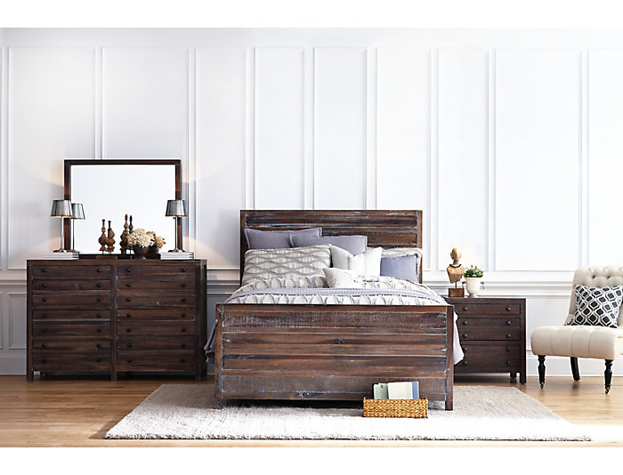 Townsend Queen Bed | Art Van Home