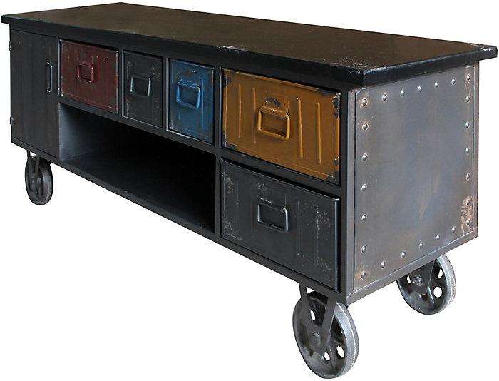 """Paint Box 56"""" Console, , large"""