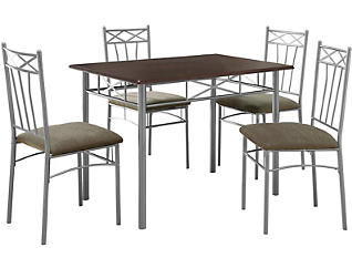 Copland 5 Piece Dining Set, , large