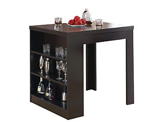 Jana Cappuccino Counter Table, , large