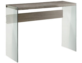 Lily Taupe Console Table, , large