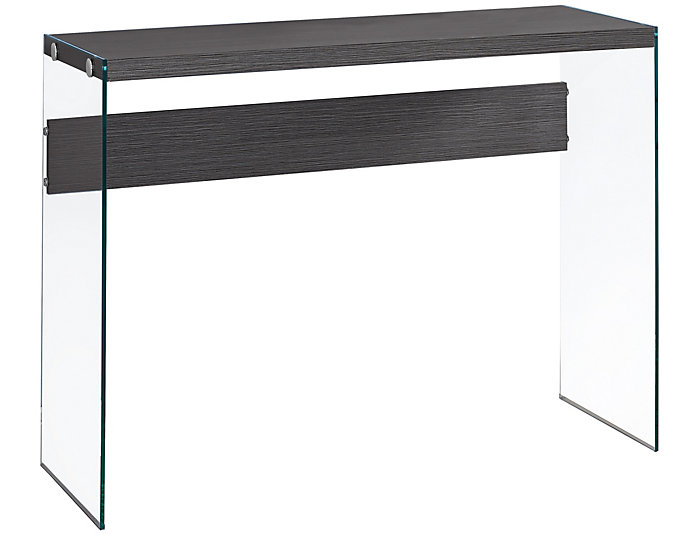Lily Console Table, Grey, , large