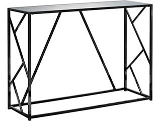 Filia Black Sofa Table, , large