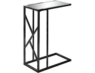 Filia Black Accent Table, , large